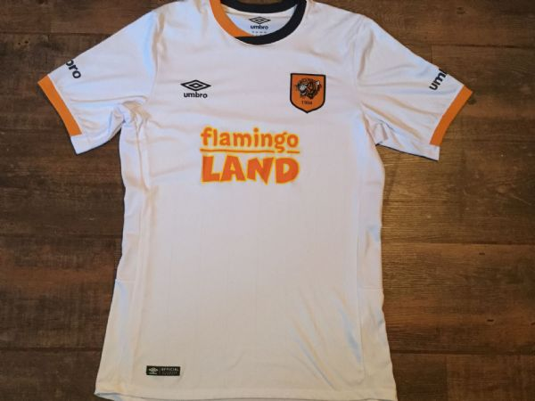 2015 2016 Hull City Away Football Shirt Adults Small